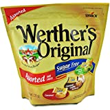 Werther's Original Assorted Hard Candies, Sugar Free, 7.7 Ounce