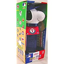 Snoopy Texas Rangers - Giant Pez Dispenser by Brand New Products