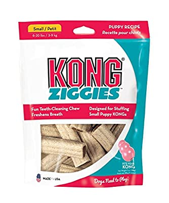 KONG Puppy Stuff'N Ziggies