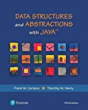 Data Structures and Abstractions with Java (5th Edition) (What s New in Computer Science)