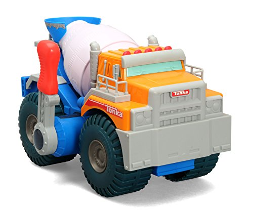 Tonka Strong Arm Cement Truck by Tonka