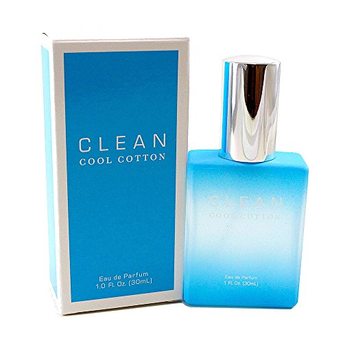 CLEAN Cool Cotton Eau de Parfum Spray, 1 fl. oz.