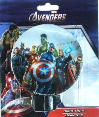 Avengers Night Light Entrance Hallway product image