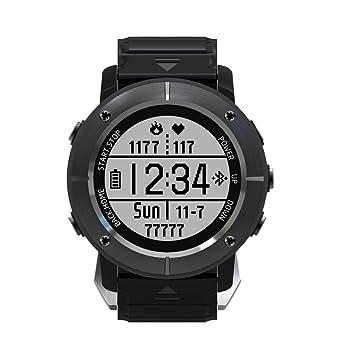 B Blesiya 1 und Reloj Inteligente Impermeable Digital Deportes con Pantalla Duradero para Hombres Mujeres -