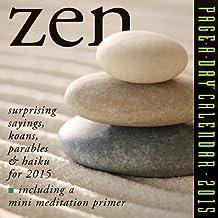 Zen 2015 Page-A-Day Calendar