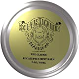 Sophisticated Beardsman Eucalyptus Mint Beard Balm/Cream Conditions Softens and Tames your Facial Hair (Eucalyptus Mint)
