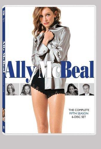 ally mcbeal season 5 - 8