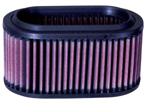K&N PL-1002 Polaris High Performance Replacement Air Filter by K&N
