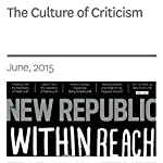 The Culture of Criticism | Jacob Soll