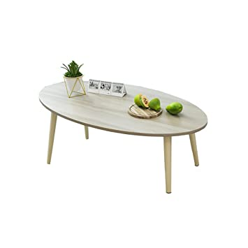 Szq Table Basse Creative Salon Table Ovale Table A The Table En