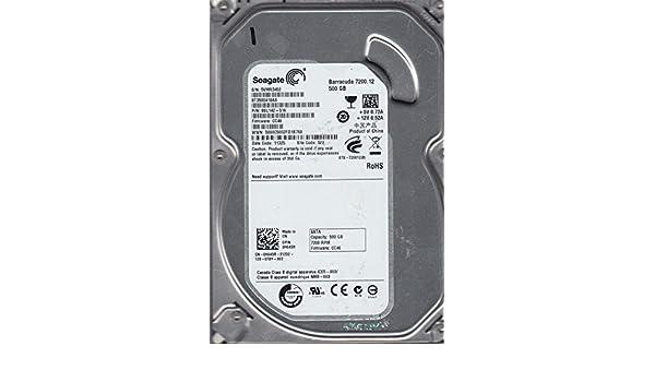 Dell 1TB SATA 3.5 Hard Drive 9WK PN 9JW154-536 ST31000524NS KRATSG FW KD03