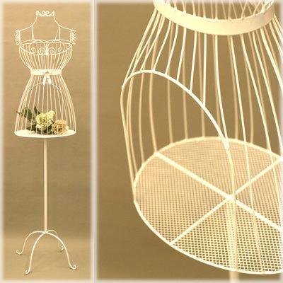 マネキン ボディ トルソー 姫家具 :interior-ak-SA881874 (クリーム)