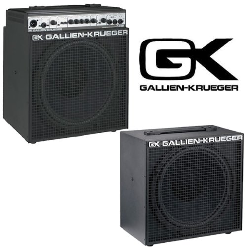 Gallien Krueger MB150S-112 150W 1x12 Combo Bass Amp w/112MBX Extension Cab NEW! by Gallien-Krueger