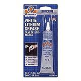 Permatex 80345 White Lithium Grease, 1.5 oz. by Permatex