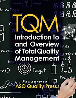 Amazon tqm introduction to and overview of total quality tqm introduction to and overview of total quality management by asq quality press fandeluxe Image collections