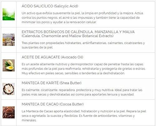 Alma Secret CLEOPATRA Ultra-hidratante para Talones con 8% Urea, Escualano & Aguacate - 100 ml: Amazon.es: Belleza