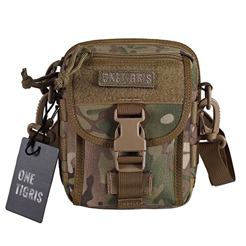 OneTigris Military Tactical MOLLE Gadget
