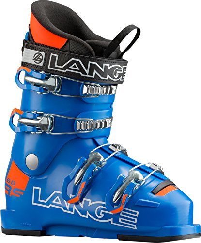 Lange RSJ 60 Ski Boots Kid's Sz 6.5 (24.5)