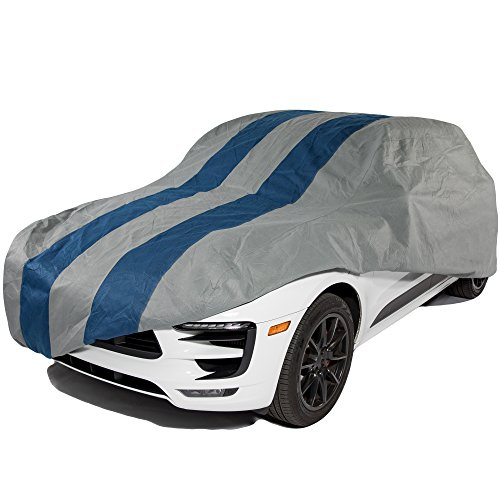 Duck Covers Rally X Defender Truck Cover, For Suvs Trucks Shell Bed Cap up to 22 ft. L ()