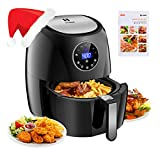 Air Fryer, Habor Electric Air Fryer, Deep Air Fryer Cooker, Programmable 7-in-1, LCD