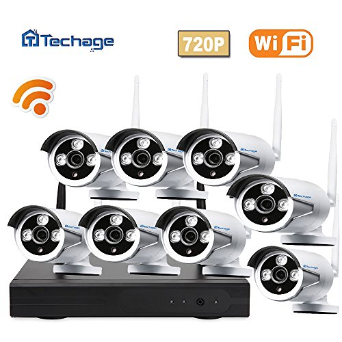 Techage Surveillance System Wireless Recorder product image