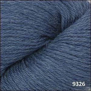 - Cascasde 220 Yarn Colonial Blue Heather #9326