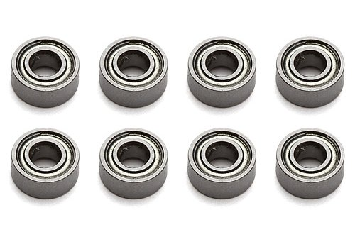Team Associated 91475 Ball Bearing, 3x7x3mm - Team Associated Ball Bearing