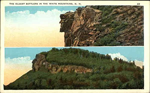 The Oldest Settlers in the White Mountains, N. H. New Hampshire Original Vintage - Hampshire Settlers New