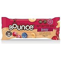 Bounce Berry Nut Butter Bar 12 Pack, 12 x 50g