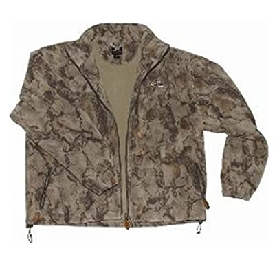 Nice NATURAL GEAR Winterceptor Windproof Fleece Jacket, Natural (163) supplier