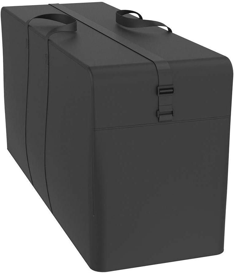 NR Furniture Cushions Storage Bag Large Waterproof Lightweight Garden Patio Furniture Cushion Storage Bags with Handles 122/×39/×55CM