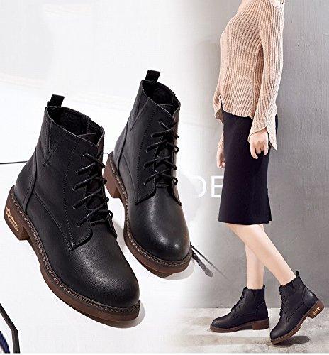 Agite Ayudar de Bajos Pies Zapatos azul Zapatos a de Los Impermeable Cabeza Flojos Flojos para EUR38 Prusia Zapatos de Moda Los Alrededor Los la Los Poner de con rEUIqwr7