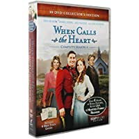 FidgetFidget When Calls The Heart Complete Season 4 (DVD, 2018, 10-Disc Set) Sealed