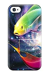 2488222K97380767 Waterdrop Snap-on Free Phone Case For Iphone 4/4s