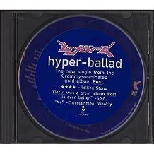 Björk 1996 Hyper-Ballad 5 Song Elektra PRCD 9475-2 Single Promo Limited Edition Compact Disc CD
