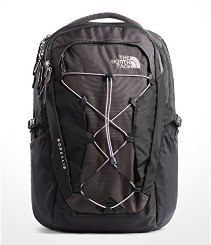 The North Face Women's Borealis Backpack - Rabbit Grey & Asphalt Grey - OS by The North Face