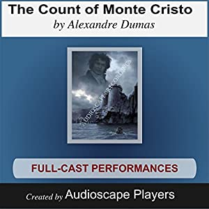 The Count of Monte Cristo Audiobook