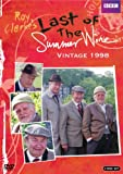 last of the summer wine box set - Last of the Summer Wine: Vintage 1998
