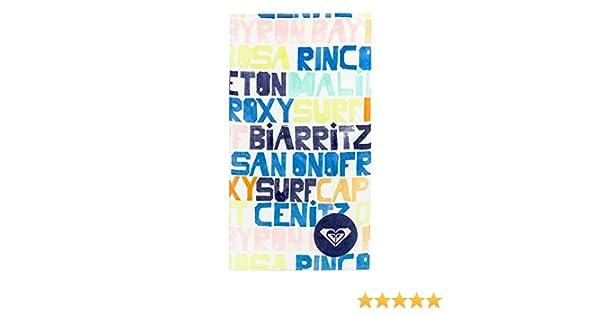 Roxy Hazy - Toalla de playa, color azul heráldico: Amazon.es: Deportes y aire libre