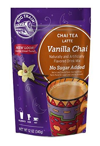 Big Train Latte Sugar Vanilla