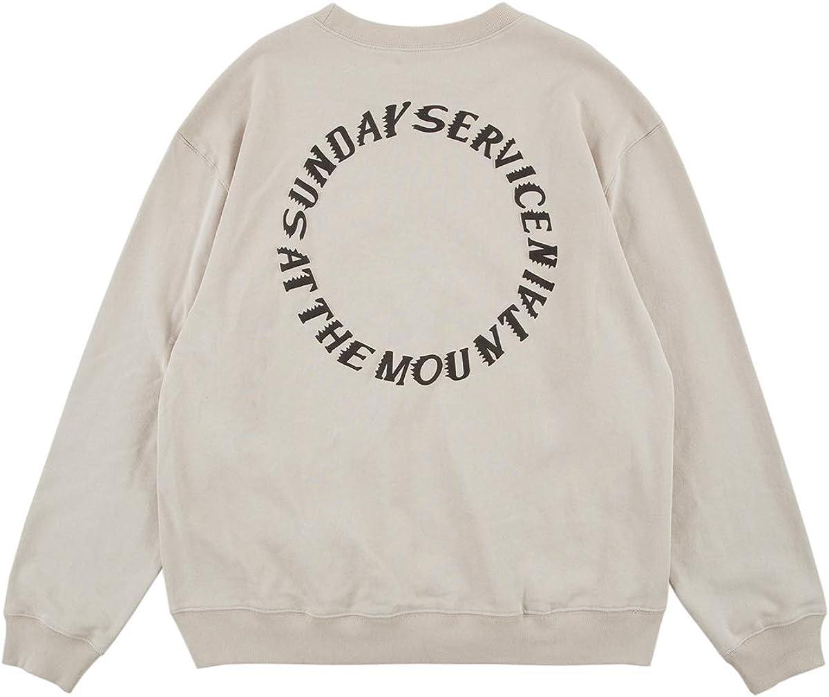 NAGRI Kanye HOLY Spirit Logo Sweatshirt