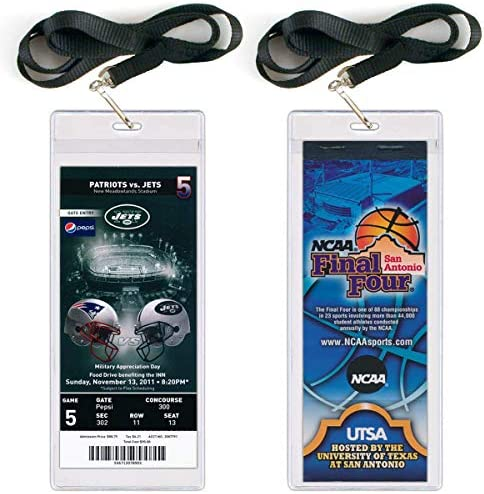 StoreSMART Ticket Holder Lanyard LY3019S product image