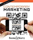 img - for Contemporary Marketing, Update 2015 16th (sixteenth) by Boone, Louis E., Kurtz, David L. (2014) Paperback book / textbook / text book