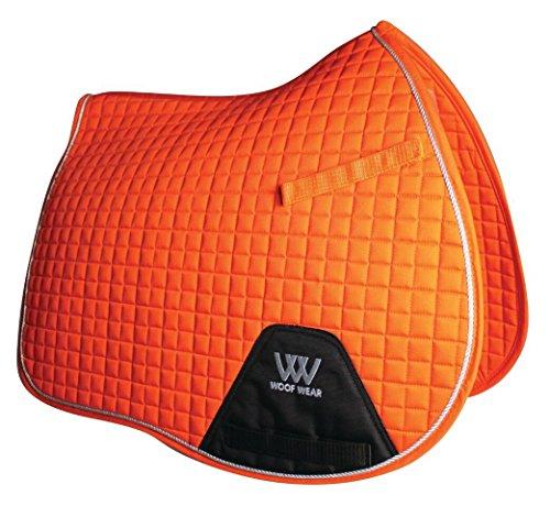 Toklat Woof Wear General Purpose Saddle Pad, Orange