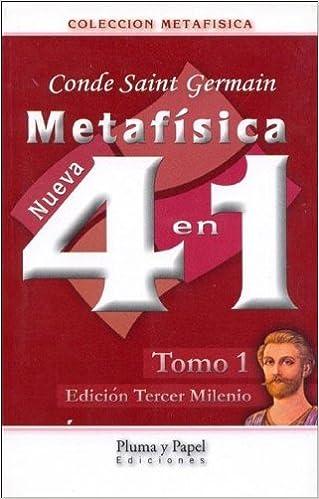 Nueva Metafisica 4 En 1 Tomo 1 Spanish Edition Jorge Hartkopf 9789871021284 Books