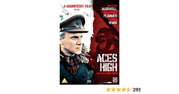 Aces High [Reino Unido] [DVD]: Amazon.es: Malcolm McDowell ...
