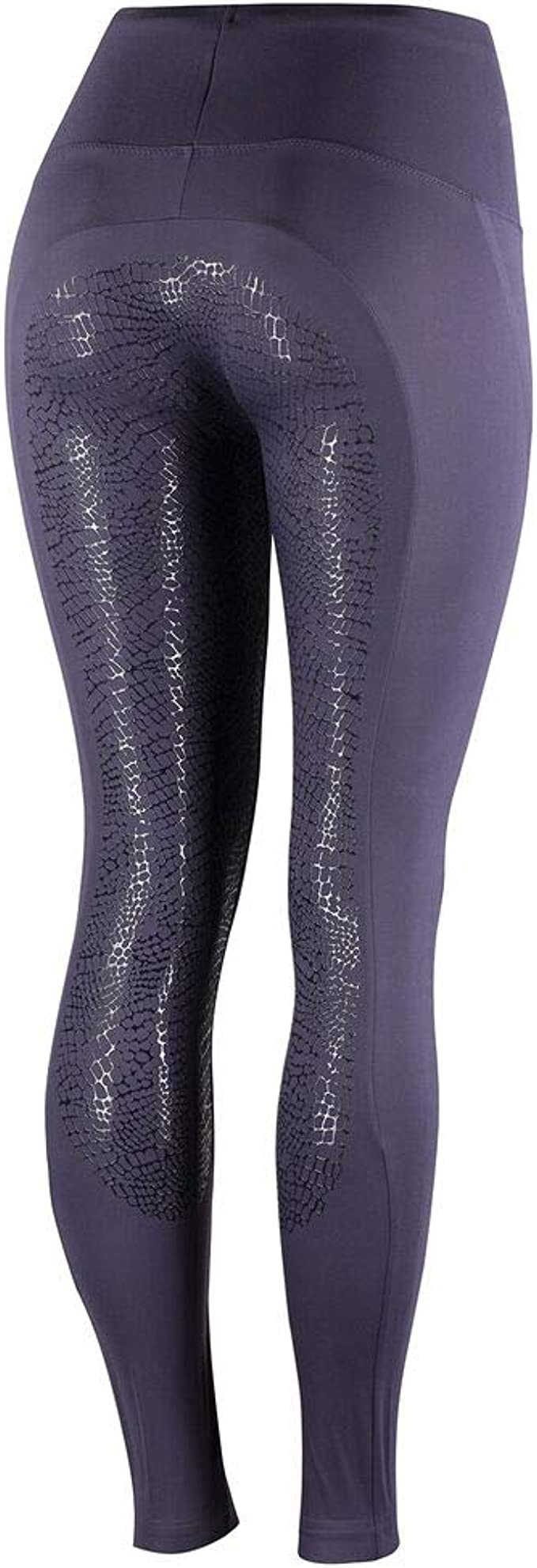 Horze Bianca Womens Silicone FS Tights,