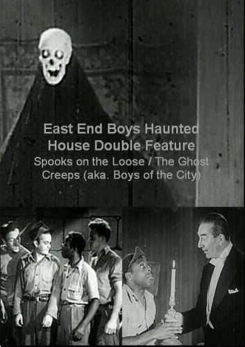 East End Boys Haunted House Double Feature (Store End East)