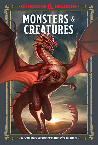 Monsters & Creatures (Dungeons & Dragons): A Young Adventurer's Guide (Dungeons & Dragons Young Adventurer's Guides) (Endless Quest Kindle)