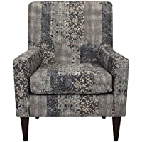 Parker Lane Uch-Emma-ak5 Arm Chair, Smoke